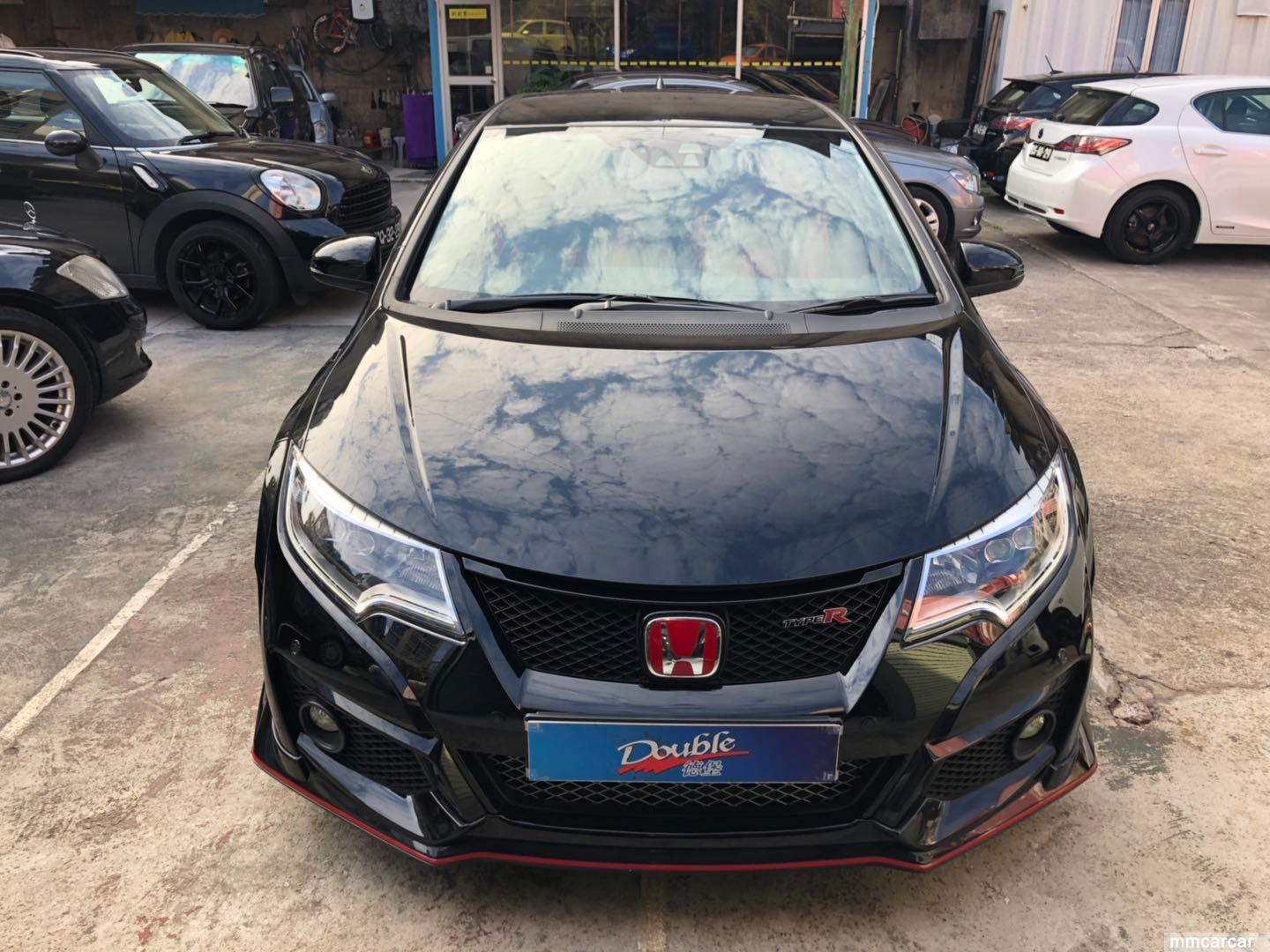 HONDA Civic Type - R(現貨)