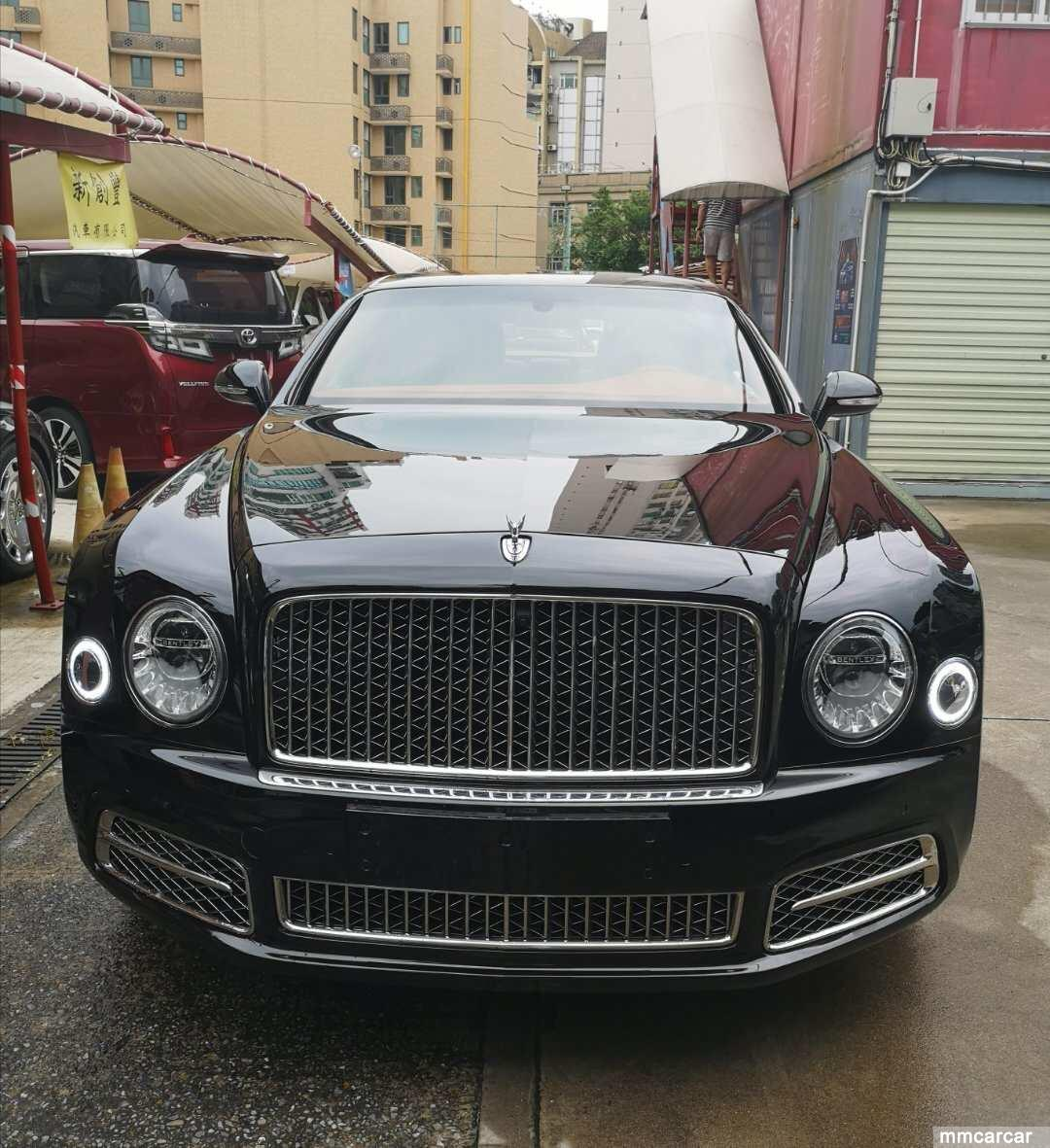 BENTLEY MULSANNE EWB(現貨)